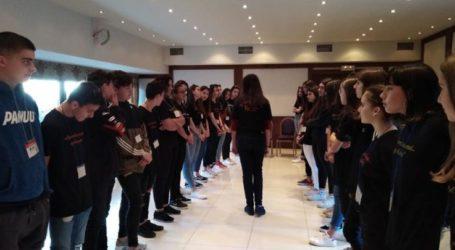 Πανελλήνια διάκριση 5ου και 10ου Γυμνασίου Λάρισας στο διαγωνισμό «Bravoschools»