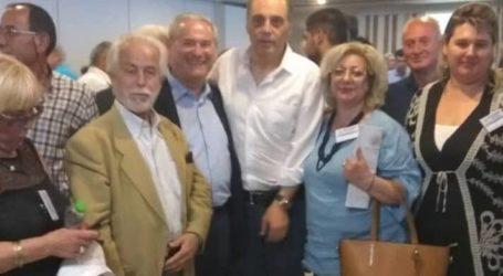 Αισιόδοξος για έδρα στη Μαγνησία ο Κυριάκος Βελόπουλος