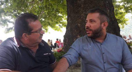 Στη Δράκεια του Αγίου Πνεύματος ο Αλέξανδρος Μεϊκόπουλος