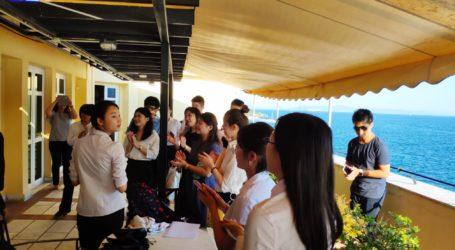 Οι πρώτοι 30 Κινέζοι φοιτητές στο Πανεπιστήμιο Θεσσαλίας είναι γεγονός [εικόνες]