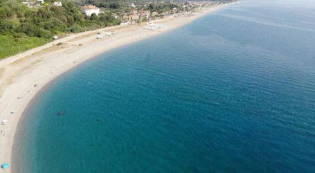 Ο Αγιόκαμπος από ψηλά – Δείτε εντυπωσιακές αεροφωτογραφίες