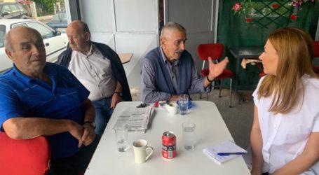 Στέλλα Μπίζιου: Σηκώνουμε τα μανίκια για να αλλάξουμε την καθημερινότητα των πολιτών