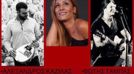 Live με έντεχνο, ροκ & ελαφρύ λαϊκό στο Palataki