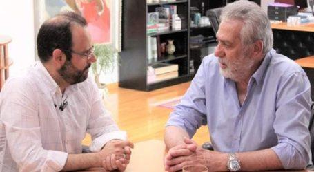 Συναντήσεις Μαραβέγια με νυν και νέο δήμαρχο Αλμυρού