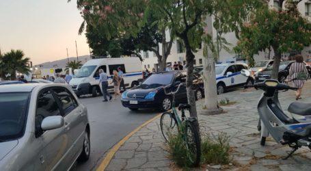 Αστυνομοκρατούμενος Βόλος λόγω Τσίπρα