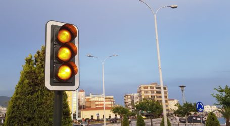 ΤΩΡΑ: Εκτός λειτουργίας φωτεινοί σηματοδότες στον Βόλο