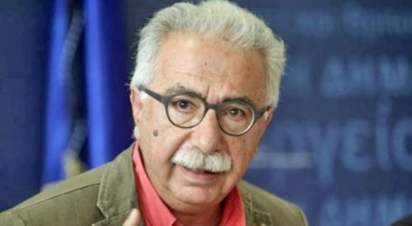 Κινητοποίηση διαμαρτυρίας κατά του Κ. Γαβρόγλου στον Βόλο