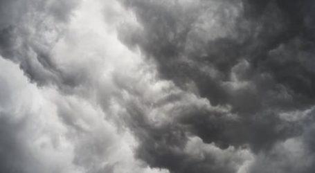 Νεφώσεις, βροχές και σκόνη σήμερα – Η πρόγνωση του καιρού