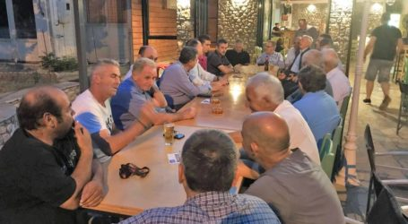 Κέλλας: «Η αγροτική ανάπτυξη στον πυρήνα της οικονομικής μας πολιτικής»