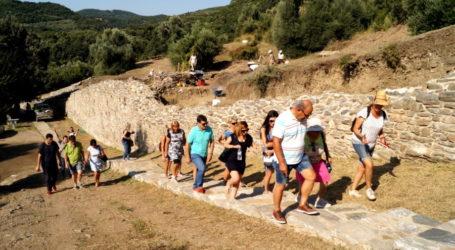 Στο πρόγραμμα «Solidarity 4 Heritage» συμμετείχε ο δήμος Αγιάς