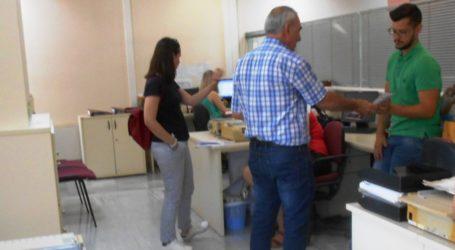 Σε ΙΚΑ, Λιμάνι, Τελωνείο και Επιθεώρηση Εργασίας οι υπ. βουλευτές του ΚΚΕ στον Βόλο
