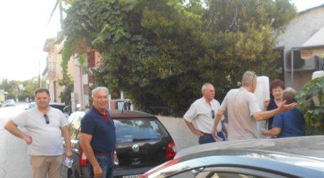 Στη Νεάπολη στελέχη του ΚΚΕ: «Όσοι καθημερινά αγωνιούν για την επιβίωσή τους έχουν συμφέρον να ψηφίσουν το ΚΚΕ»