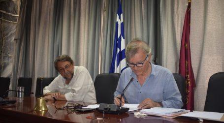 Συνεδρίασε το δημοτικό συμβούλιο στη Λάρισα – Νέα συνεδρίαση την Τρίτη για τον «Φιλόδημο» (φωτο)