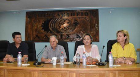 Σωματείο Βενζινοπωλών Λάρισας: «Το κράτος είναι απέναντί μας τόσα χρόνια» (φωτο)
