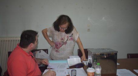 Εκλογές στην Ένωση Γονέων και Κηδεμόνων στη Λάρισα (φωτο)