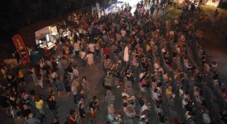 Απολαυστικό πάρτι στον Πηνειό με Κωστή Μαραβέγια να ξεσηκώνει τους Λαρισαίους (φωτο – βίντεο)