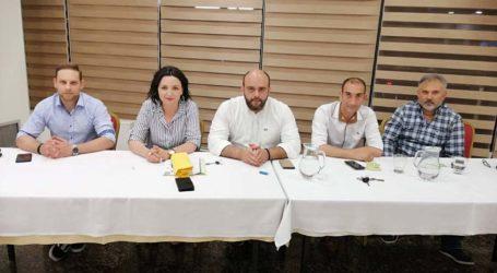 Συνεδρίασε το ΚΙΝΑΛ στη Λάρισα – Τα όσα αποφασίστηκαν ενόψει εκλογών