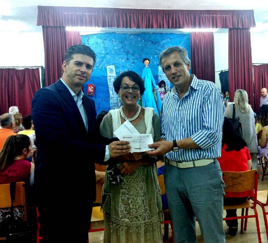 Η Τράπεζα Τροφίμων Θεσσαλίας στηρίζει τα Ειδικά Σχολεία