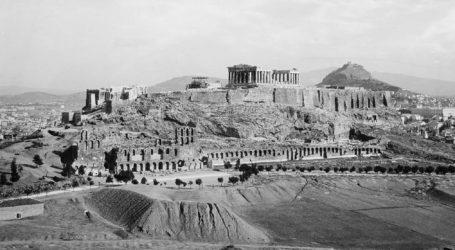 Ταξιδιωτικές φωτογραφίες του 1904 στηνΙερά Μονή Ευαγγελισμού της Σκιάθου