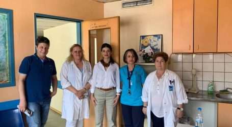 """Αθηνά Σιαφαρίκα: """"Ανεκτίμητη η αξία της δημόσιας υγείας"""""""