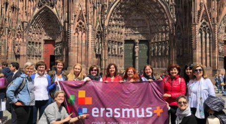 Στο Στρασβούργο εκπαιδευτικοί από το 2ο Γυμνάσιο Λάρισας