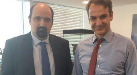 Χρ. Τριαντόπουλος: Να βάλουμε τη Μαγνησία στο επίκεντρο των εξελίξεων
