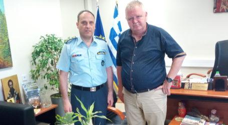 Στον Αστυνομικό Διευθυντή Μαγνησίας ο Νίκος Χαυτούρας