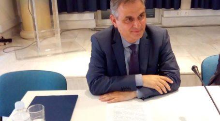 Σαχινίδης: Με ανθρωποκεντρική προσέγγιση η συζήτηση για τα μη εξυπηρετούμενα δάνεια