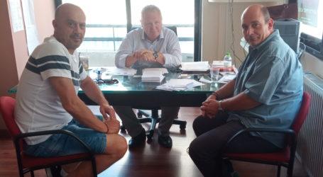 Ν. Χαυτούρας: Προβλήματα δημιουργεί η μεταφοράτουΚέντρου του ΕΚΑΒ από τον Βόλο στη Λάρισα