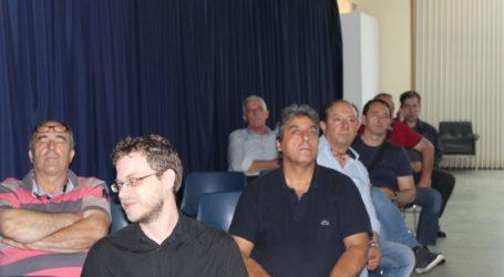 Τεχνική ημερίδα για τους υαλοπίνακες πραγματοποιήθηκε στο Τεχνικό Επιμελητήριο Λάρισας (φωτο)
