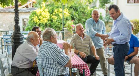 Χ. Μπουκώρος: «Η Μαγνησία πρέπει να παίξει κομβικό ρόλο στην αναπτυξιακή πορεία της Ελλάδας»