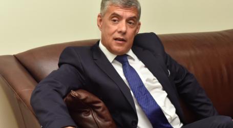 Μήνυμα Αγοραστού από τη Νέα Υόρκη – Συνέντευξη στον «Εθνικό Κήρυκα»