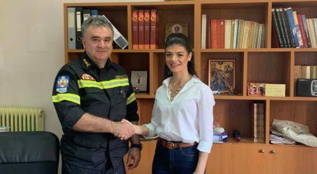 Αθηνά Σιαφαρίκα: Το κράτος να φανεί αντάξιο της αυτοθυσίας των πυροσβεστών