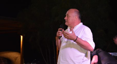 Μετεκλογικό πάρτι του Αχιλλέα Μπέου για τους συνεργάτες του με καλεσμένο τον Γ. Γιαννιά [βίντεο]