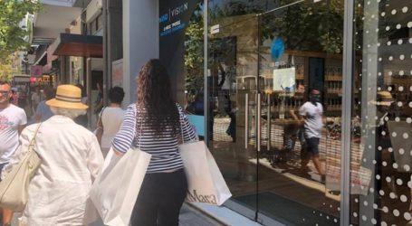 Οι εκλογές «παγώνουν» την αγορά της Λάρισας