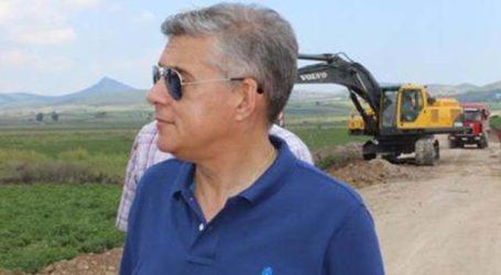 Στη βελτίωση του οδικού τμήματος Σαραντάπορο έως όρια νομού Λάρισας (Σέρβια) προχωρά η Περιφέρεια Θεσσαλίας