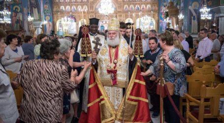 Πατριάρχης Αλεξανδρείας Θεόδωρος από τον Βόλο:«Το Ευαγγέλιο μετέτρεψε την Μεσόγειο σε θάλασσα Αποστολική»
