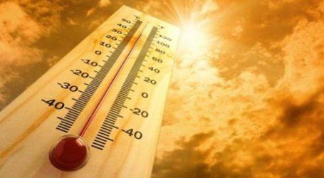 Στους 36 βαθμούς Κελσίου θα φτάσει το θερμόμετρο στη Μαγνησία