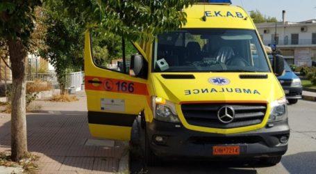 Άντρας έπαθε ηλεκτροπληξία έξω από ΑΤΜ στη Λάρισα