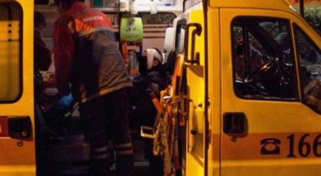 Γιατρός που βρέθηκε τυχαία στο συμβάν και οι κάτοικοι ήταν οι …σωτήρες μαθητή που τραυματίστηκε σοβαρά σε τροχαίο στον Τύρναβο