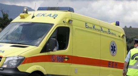 Σοκ στον Βόλο – Σκοτώθηκε στον περιφερειακό δρόμο 53χρονος ποδηλάτης