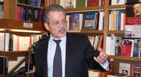 Ο Δημήτρης Μπουραντάς στο onlarissa.gr: Η κρίση δεν έχει τελειώσει…