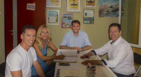 Όλα όσα συζήτησε ο Γιάννης Σακκόπουλος με την Ένωση Γονέων -Η νέα γενιά μας αξίζει καλύτερα