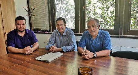 Ο Γιάννης Σακκόπουλος στο Εργατικό Κέντρο : Δεσμευόμαστε για κατάργηση των Νόμων της ντροπής