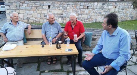 Γιάννης Σακκόπουλος: Στο Διμήνι και το Σέσκλο εγκαταλείφθηκαν τα βασικά έργα υποδομής για τον αγροτικό κόσμο