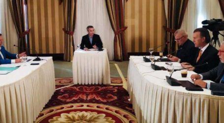Απόψε στις 22.55 η διακαναλική συνέντευξη με τον Βασίλη Κόκκαλη – Δεν πήγαν Χαρακόπουλος και Κέλλας