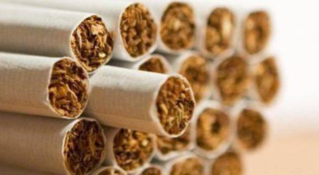 Αλμυρός: Χειροπέδες σε 38χρονο για παράνομα τσιγάρα