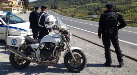Βελεστίνο: Stop σε 68χρονο που οδηγούσε ξένη μηχανή χωρίς δίπλωμα
