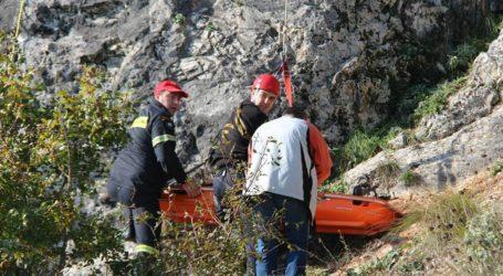 Μαγνησία: 54χρονος ιερέας έπεσε σε γκρεμό – Επιχείρηση διάσωσης