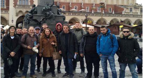 Με επιτυχία ολοκληρώθηκε το πρόγραμμα Erasmus+ ΚΑ1από το 1ο ΕΠΑΛ Τυρνάβου σε Γερμανία – Πολωνία